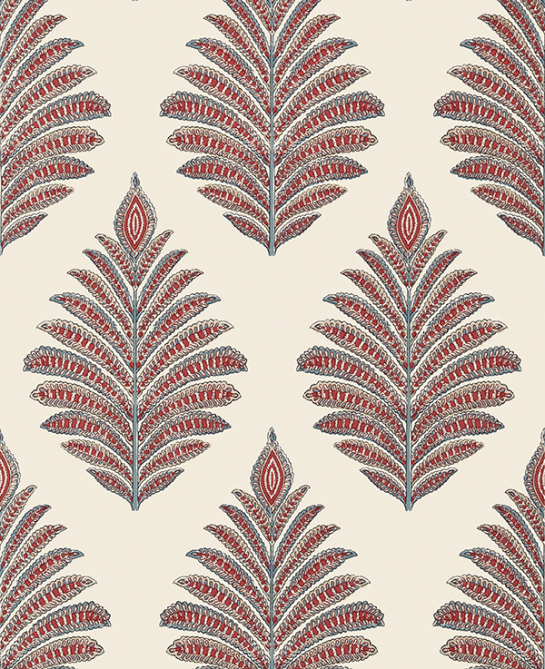 Indienne style wallpaper