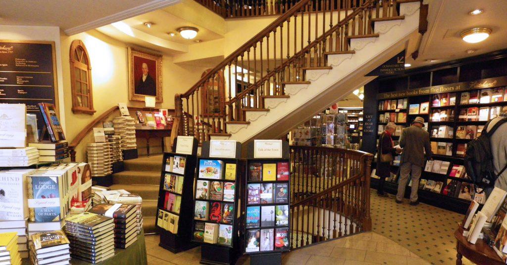 Hatchard Book Shop London