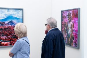 Richard Mosse, Infra at Photo London 2019