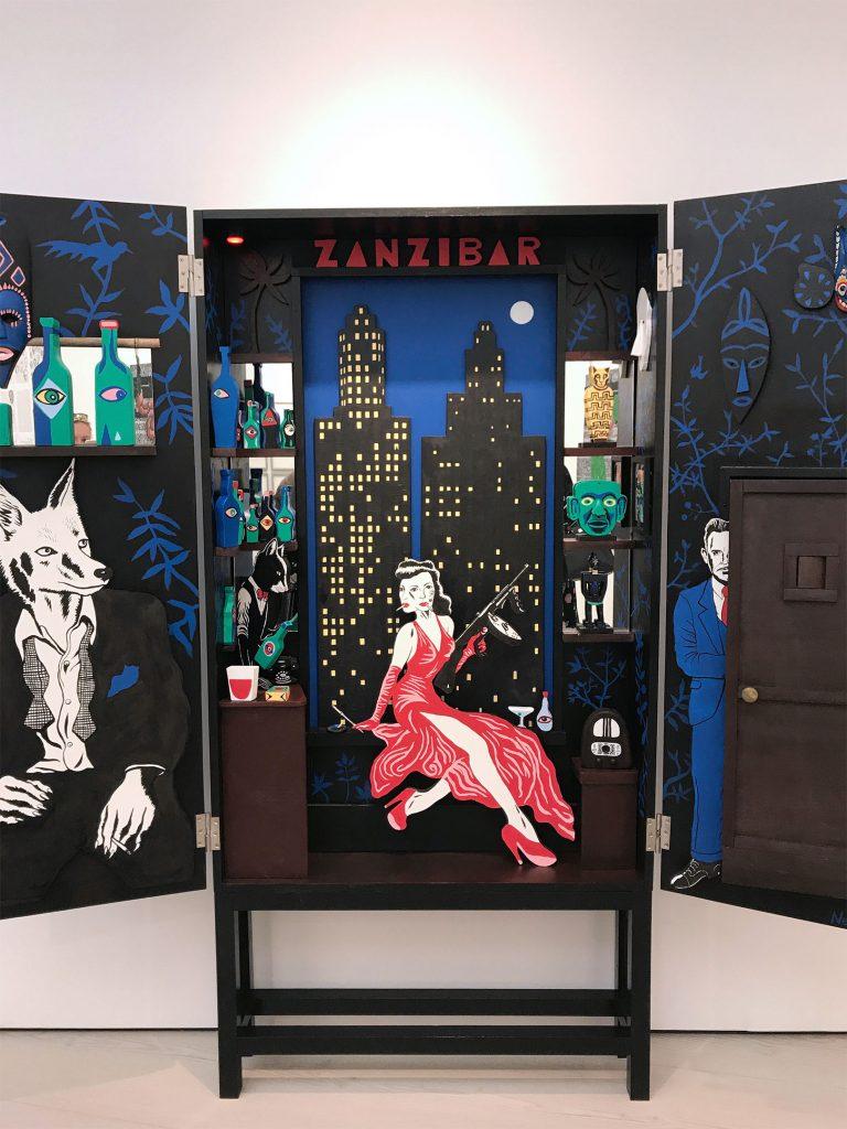 Lucien Murat at Draw Art Fair London