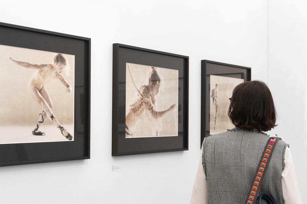 Rankin Ballet series at Photo London