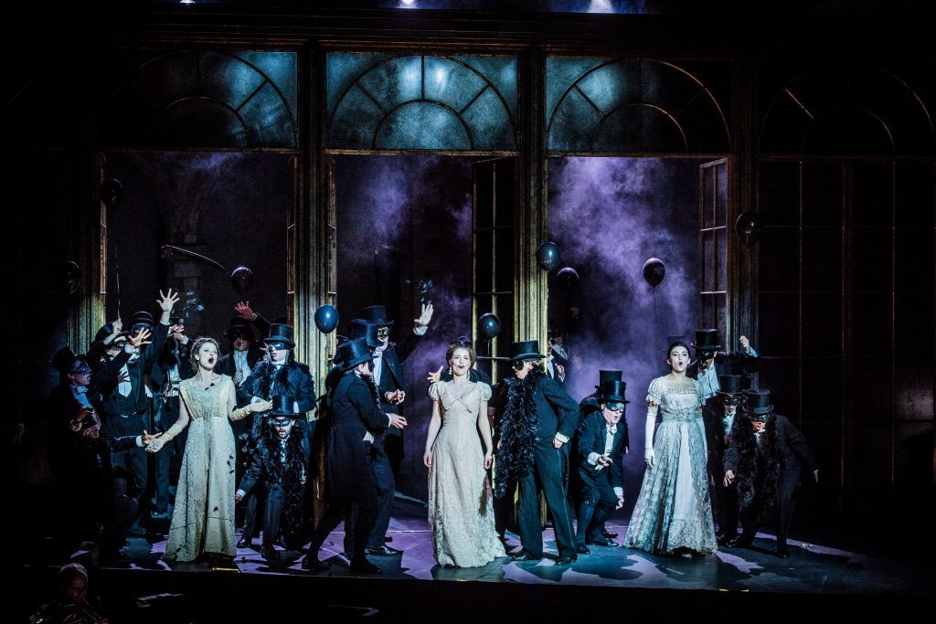 La traviata, Opera Holland Park