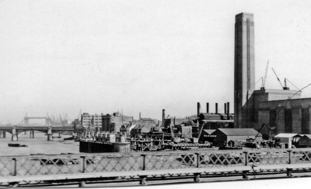 Bankside Power Station