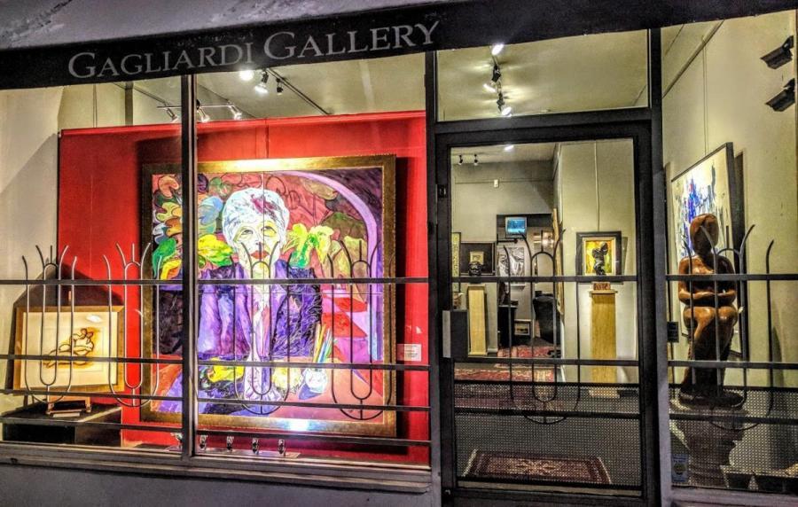 Gagliardi Gallery Kings Road