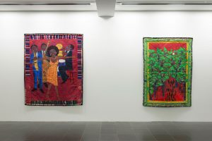 Faith Ringgold at Serpentine Gallery