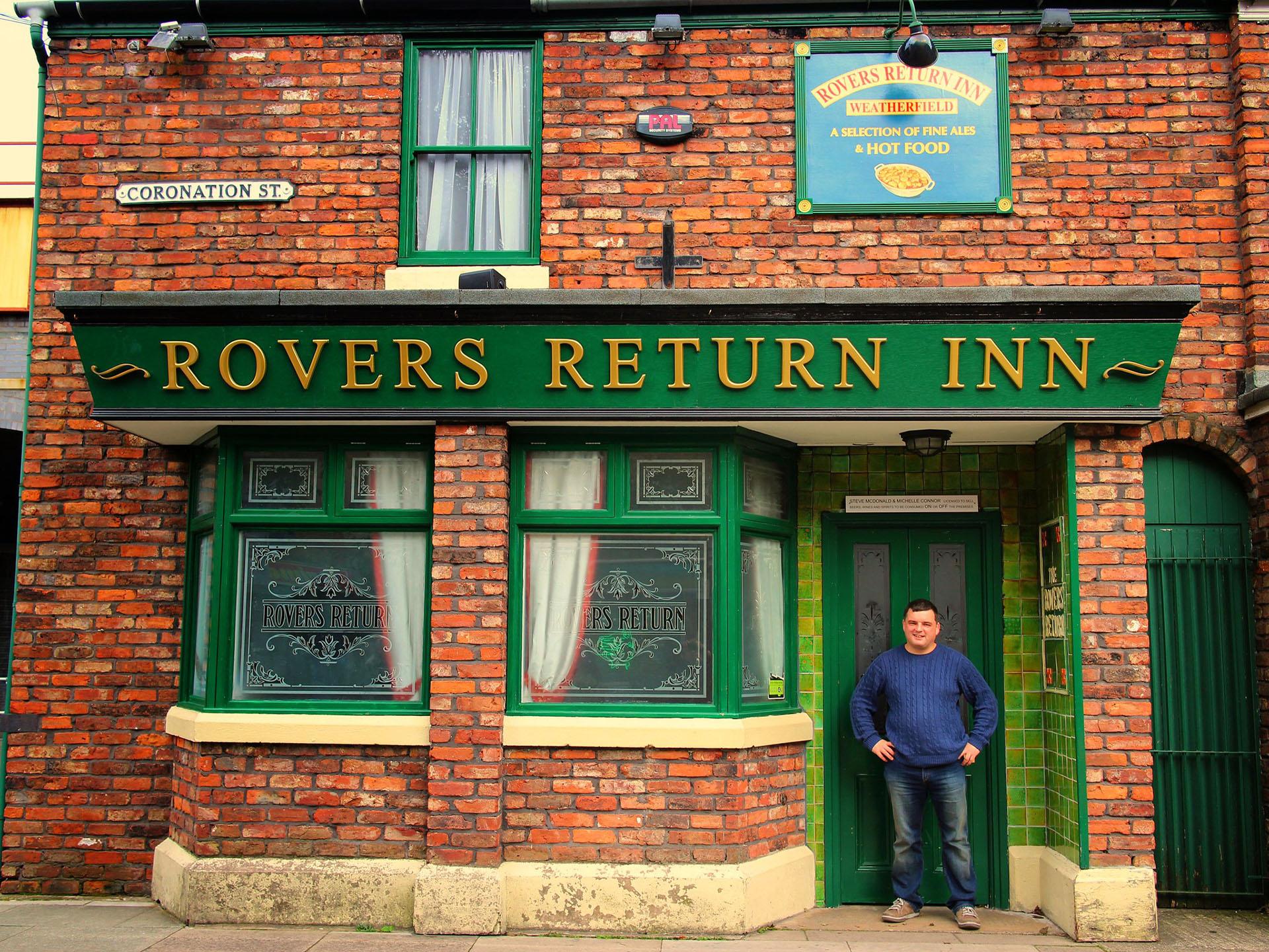 The Rovers Return Inn Coronation Street