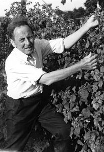 Donald Watson, founder of the Vegan Society