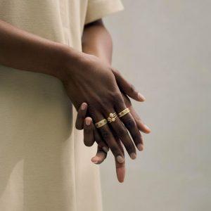 Talisman rings by De Beers Jewellers