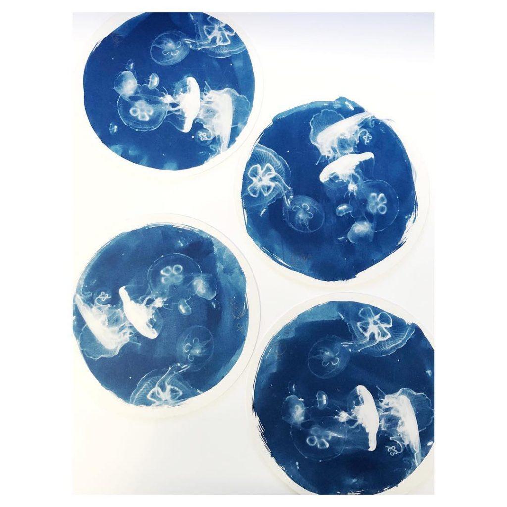 Craig Reenan cyanotype