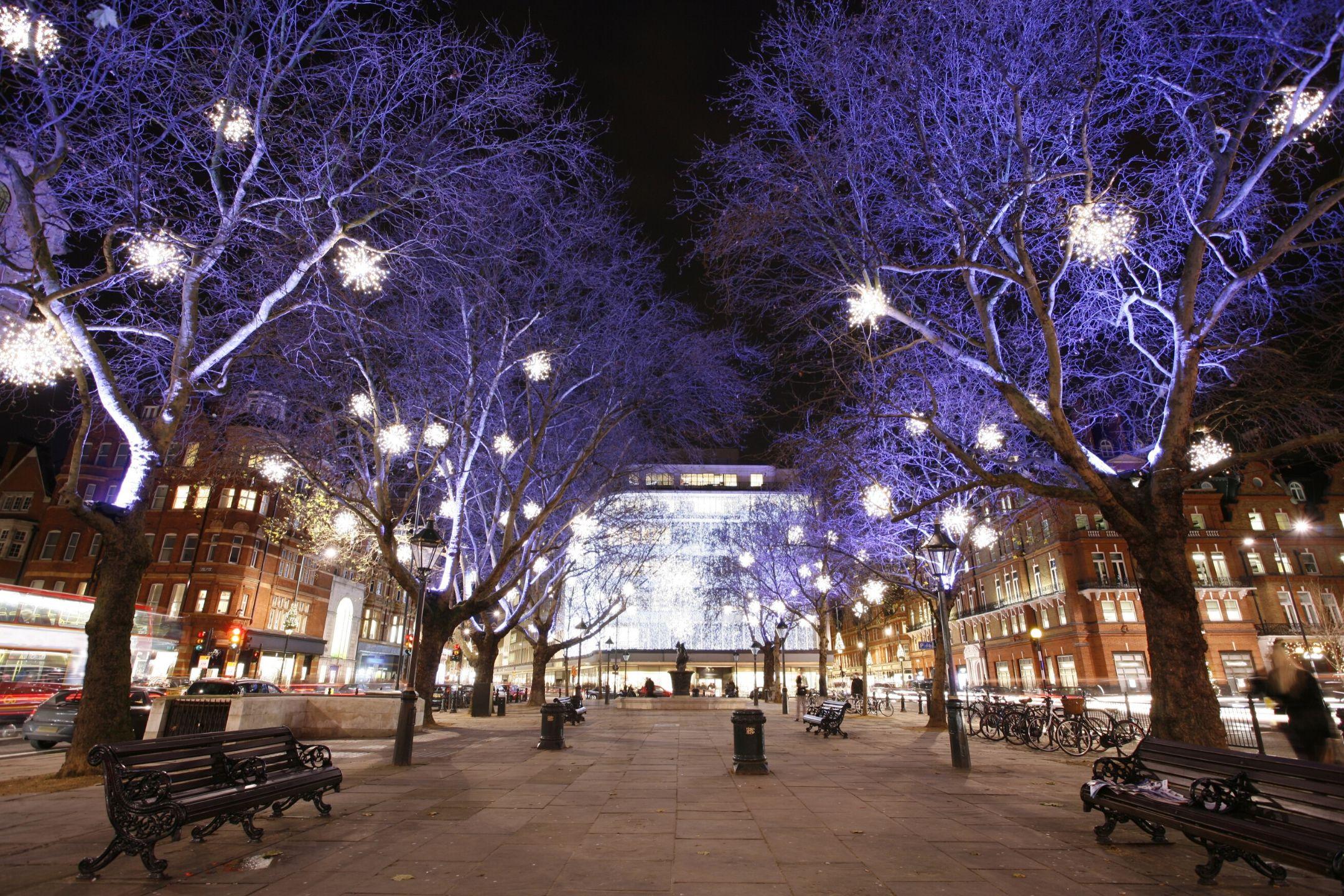 Chelsea Christmas Lights