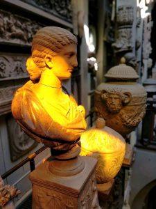Soane Museum bust